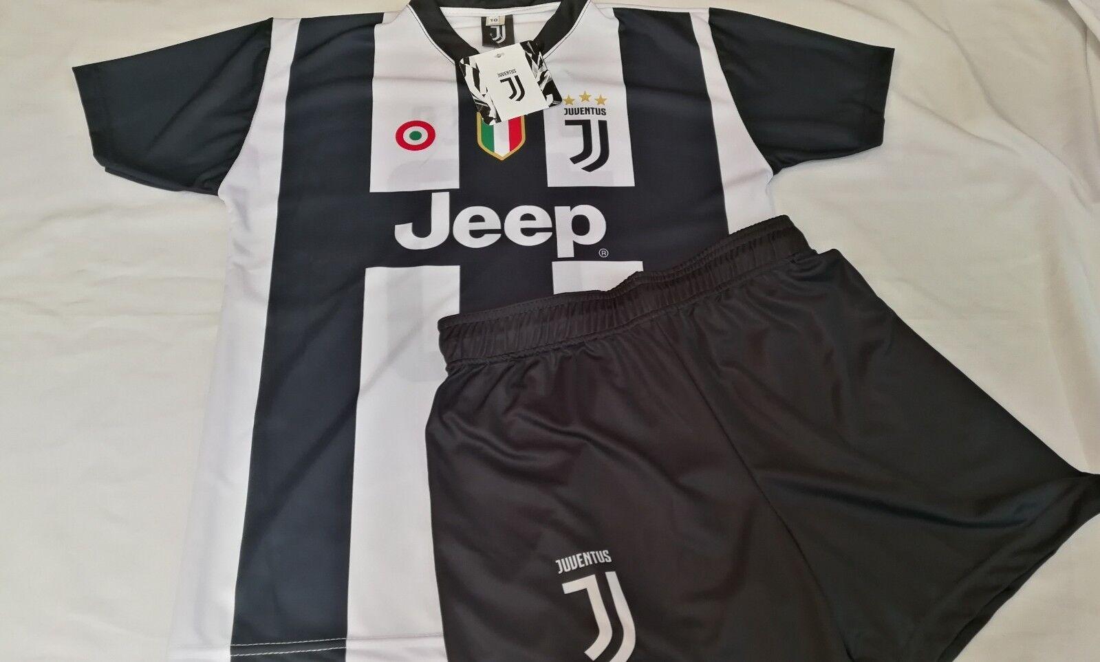 Full 2019 Taille 2 years of Emre can Juventus 2018 19 Shirt Pant juve
