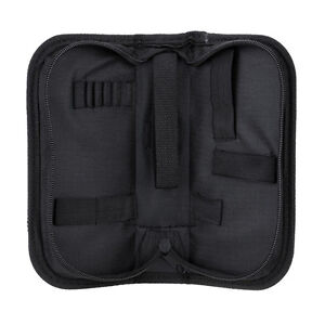 Nylon-Uhrmacherwerkzeug-Uhr-Werkzeug-Reparatur-Tasche-Schwarz-Bag-e