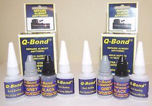 Image Is Loading Q Bond Qb2 Ultra Strong Adhesive Superglue Amp
