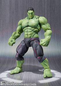 Bandai-S-H-Figuarts-SHF-The-Avengers-Hulk