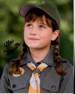 Ella Bleu Travolta Signed Old Dogs Emily Photo Daughter Of John Kelly Preston Ebay