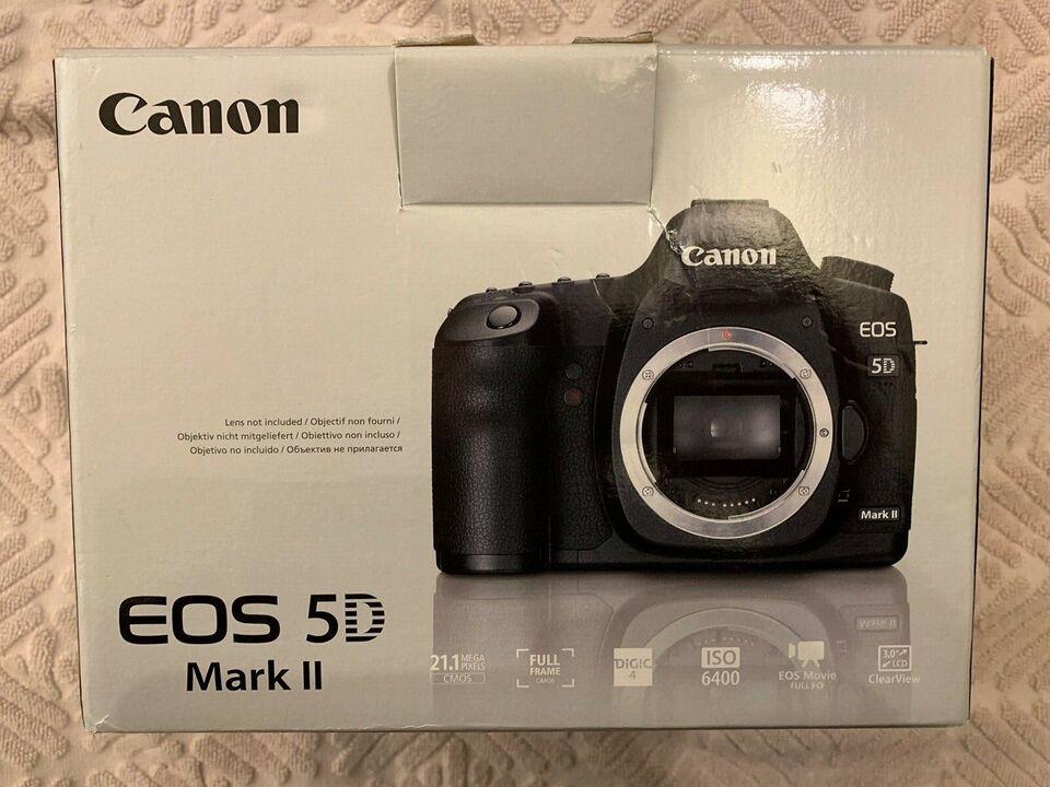Canon, 5D Mark II, 21,1 megapixels