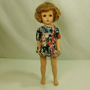 Vintage-Madame-Alexander-18-034-Doll-Hard-Plastic
