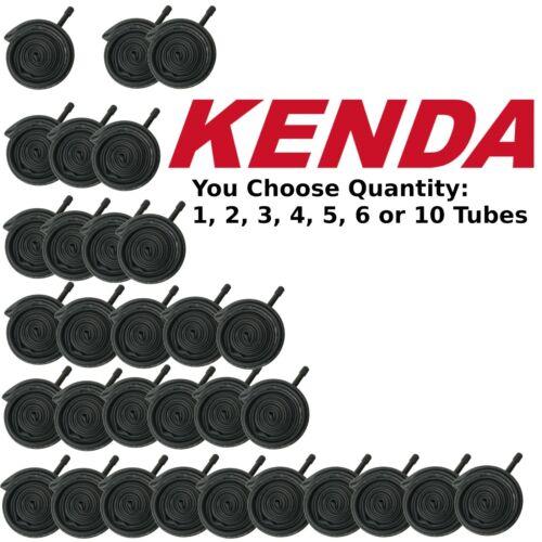 Kenda 700x30-43 Schrader Valve 35mm Hybrid Bike Inner Tube Multi Packs