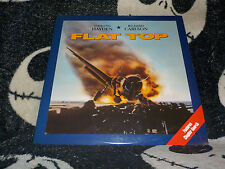 Flat Top Laserdisc LD Sterling Hayden Richard Carlson Free Ship $30 Orders