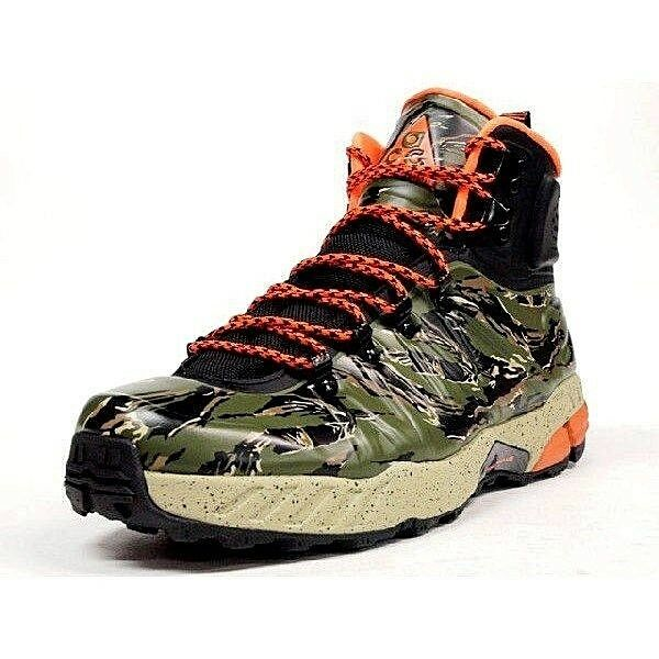 Nike Zoom MW Posite ACG Meriwether Camo Hunting Hiking Trail Boots Mens RARE DS