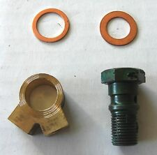 WWII Jeep Willys MB CJ2a Ford GPW, 637604/05/06/A557, Master Cylinder Kit, G503
