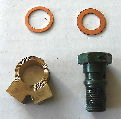 637604//05//06//A557 WWII Jeep Willys MB CJ2a Ford GPW G503 Master Cylinder Kit