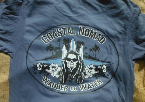 Stand up Paddle board T-shirt Coastal Nomad Caribbean Hobo SUP W