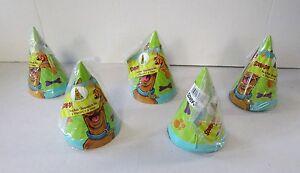 Paquete-De-40-Sombreros-De-Fiesta-Scooby-Doo-cono-Fiestas-De-Cumpleanos-Para-Ninos