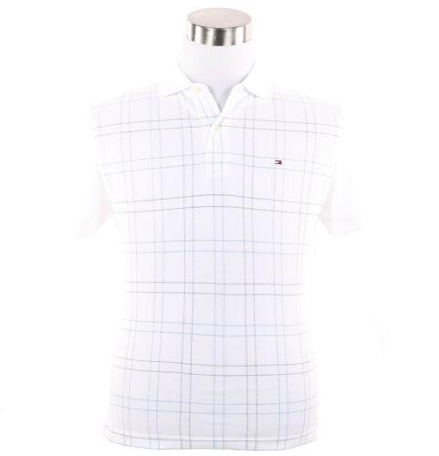 $0 Free Ship Tommy Hilfiger Men Short Sleeve Classic Fit Pique Polo Shirt