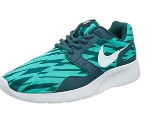 Nike Kaishi Print Running (Teal White) Men's 11.5
