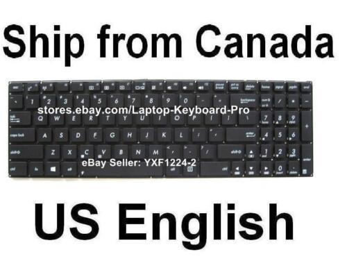 US English Keyboard for ASUS ASUSPRO P550 P550C P550CA