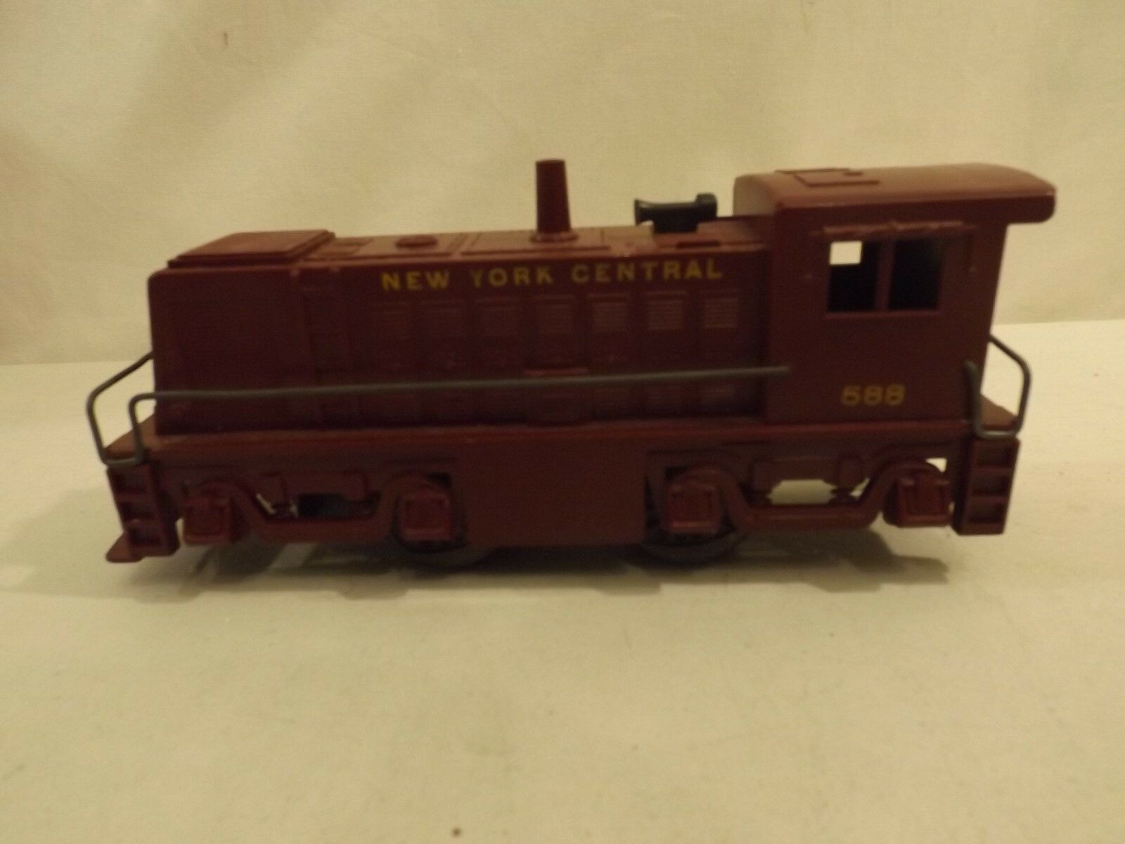 O Marx New York Central diesel engine
