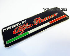Esmalte Cromo con tecnología Alfa Romeo Mito Giulietta Placa De Coche Placa