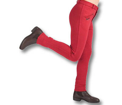 Pantaloni Jodhpurs Daslo Bambina Taglia 6 Anni