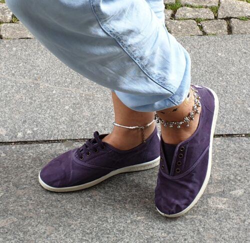 Natural World Chaussure Violet 612e635 Morado incroduic sigle Lavable Amovible Semelle Intérieure