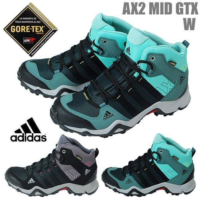 Adidas AX2 Mid GTX  - donna - Seafoam - - - Donna  6 cd1e5a