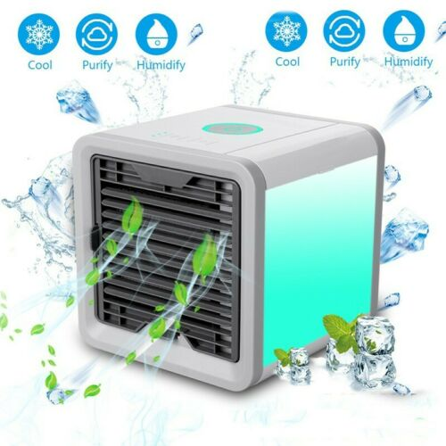 Mini Klimaanlage Luftkühler Mobiles Air Cooler Klimagerät Air From Arctic