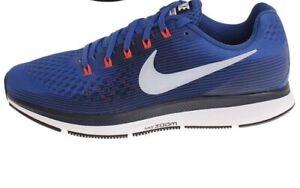 fdf11fbdec Nike Air Zoom Pegasus 34 Blue Jay / Armory Blue (880555 402) Sz 9 ...