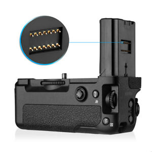 VG-C3EM-Battery-Grip-Holder-For-Sony-A9-A7RIII-a7iii-a7r3-Hold-NP-FZ100-Battery