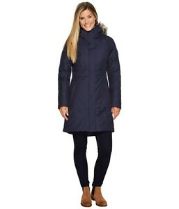 The-North-Face-Arctic-Parka-II-Urban-Navy-Size-2XL-Women-s-XXL-new-with-tags