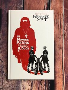 Boondock-Saints-VOL-1-LTD-ED-Hardcover-Graphic-Novel-Comic-HC-Troy-Duffy-Reedus