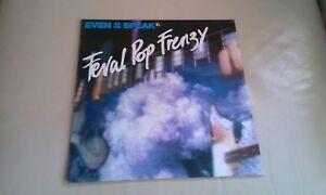LP-EVEN-AS-WE-SPEAK-FERAL-POP-FRENZY-INDIE-POP-VINYL-SARAH-RECORDS