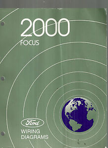s l300 ford focus 200 workshop manual volume 1 and wiring diagrams ebay adt focus 200 wiring diagram at gsmx.co