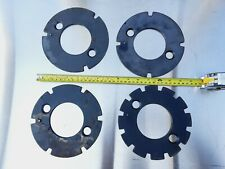 4 Qty Super Spacer Masking Index Plates Lot 34612 Divisions Rotary Table