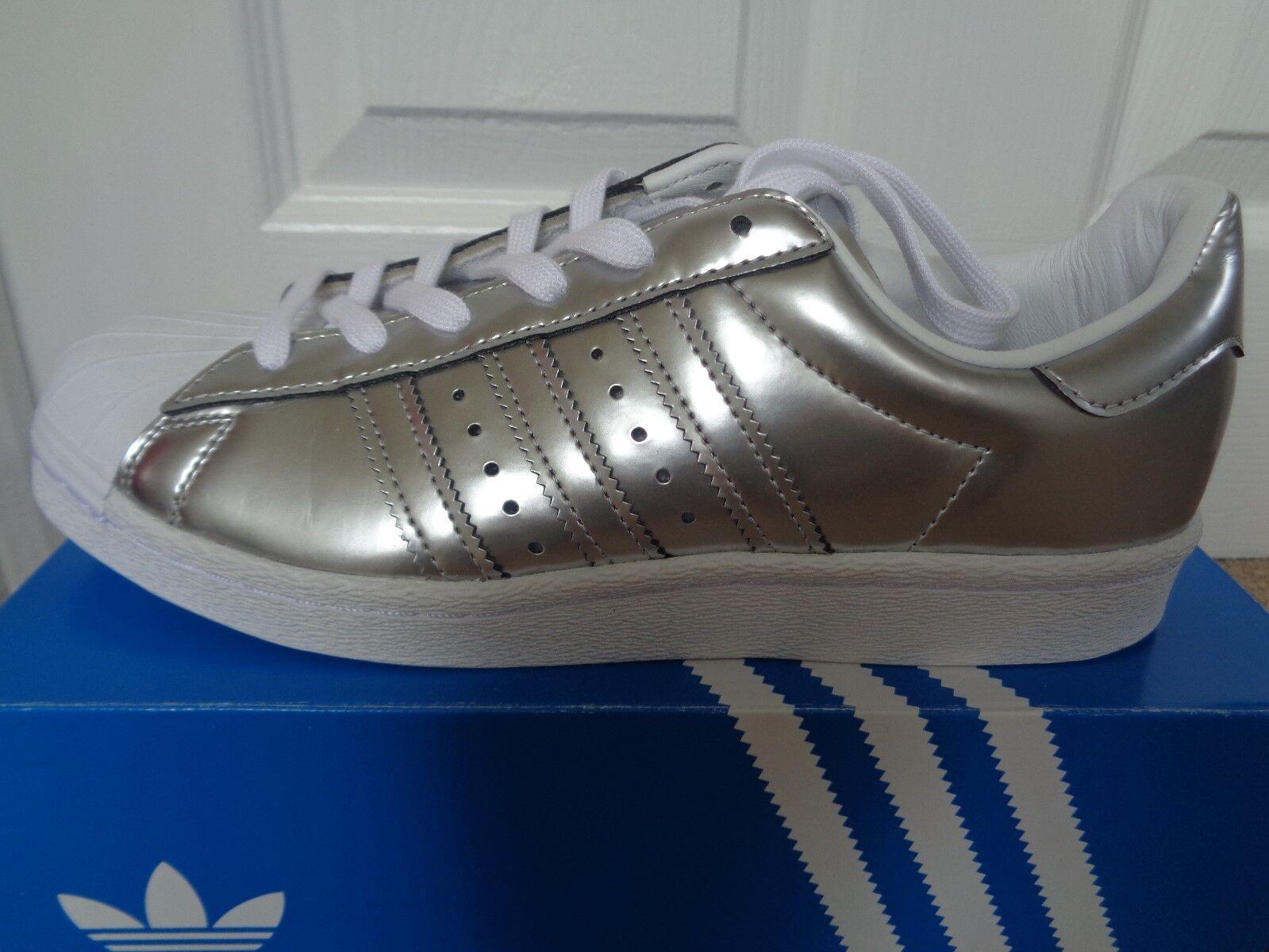 Adidas Superstar Zapatillas para mujer BB2271 /3 nos 7.5 Nuevo + Caja