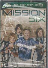 mission six shockwave dvd new 2011