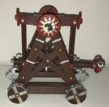 Medieval Battering Ram Toy (Papo,Dated 2003) 5 Inches Tall