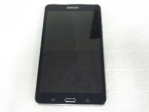 Details about Samsung Galaxy Tab 4 SM-T230NU Android 4 4 2 8GB Black Tablet  Unit Only