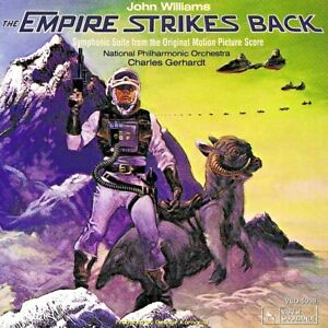 LP - STAR WARS - EMPIRE STIKES BACK- MOTION PICTURE SCORE  (NIEUW / NEW SEALED)