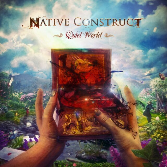 NATIVE CONSTRUCT - QUIET WORLD  CD NEW!