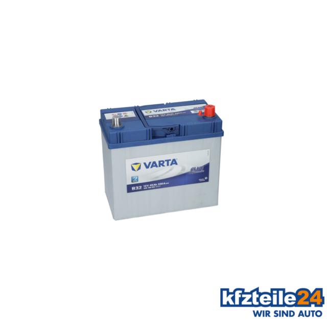 Varta | Starterbatterie BLUE Dynamic (5451560333132) für u.a. Toyota, Mazda,