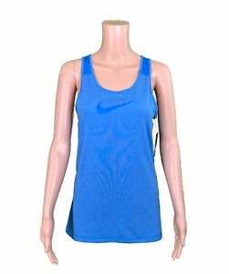 6cd5e8fd75b9ed NEW Nike Pro Cool Training Women s Sz L Dri-Fit Tank Top 849986-435 ...