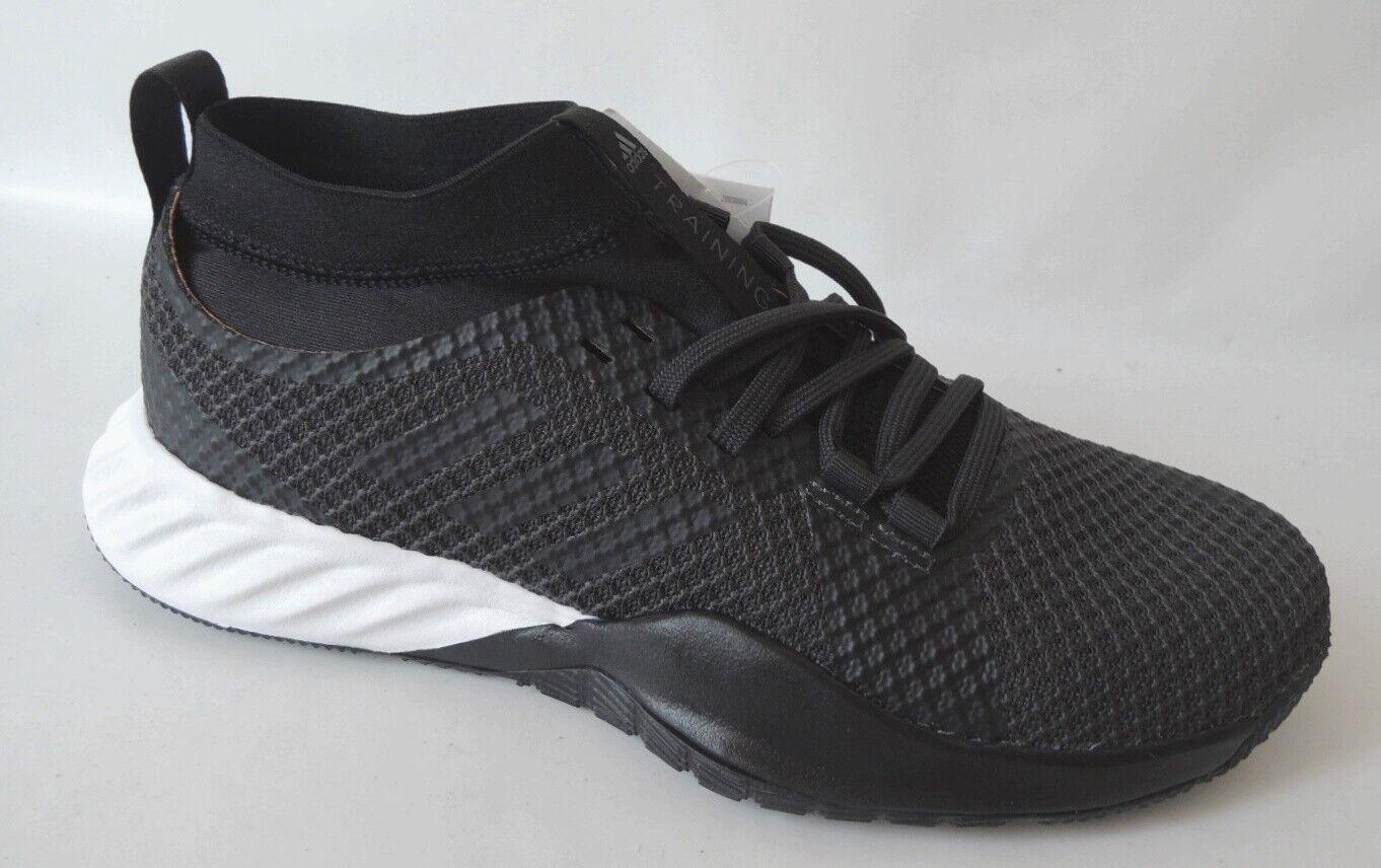 NEU adidas CrazyTrain Pro 3.0 Gr. 40 2/3 Training Fitness Schuhe CG3472 SCHWARZ