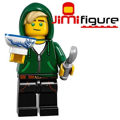 Genuine Lego Minifigures LLOYD GARMADON from NINJANGO series