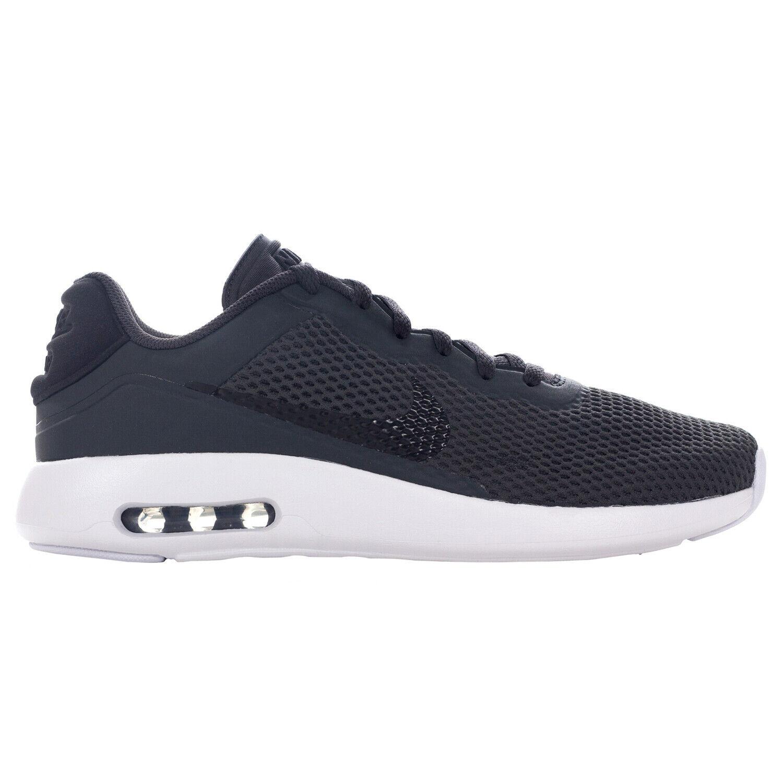 Nike Air Max Modern Essential Herren Turnschuhe Freizeitschuhe 844874-013 anthrazit