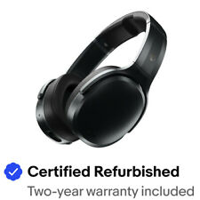 Skullcandy Crusher ANC Wireless Headphones Black w/ Mic (Certified Refurbished)