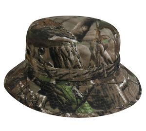 e1f35c2a165 Outdoor Cap 411EX Camo Mossy Oak Realtree Blaze   Orange Boonie Hat ...