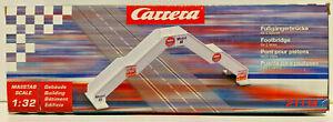 Carrera-21119-Fussgaengerbruecke-fuer-2-Spuren-Scale-1-32