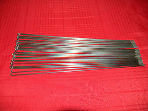 SALE 275 DT SWISS COMPETITION 2.0-1.8 STRAIGHT PULL 32 SPOKES BLACK STAINLESS