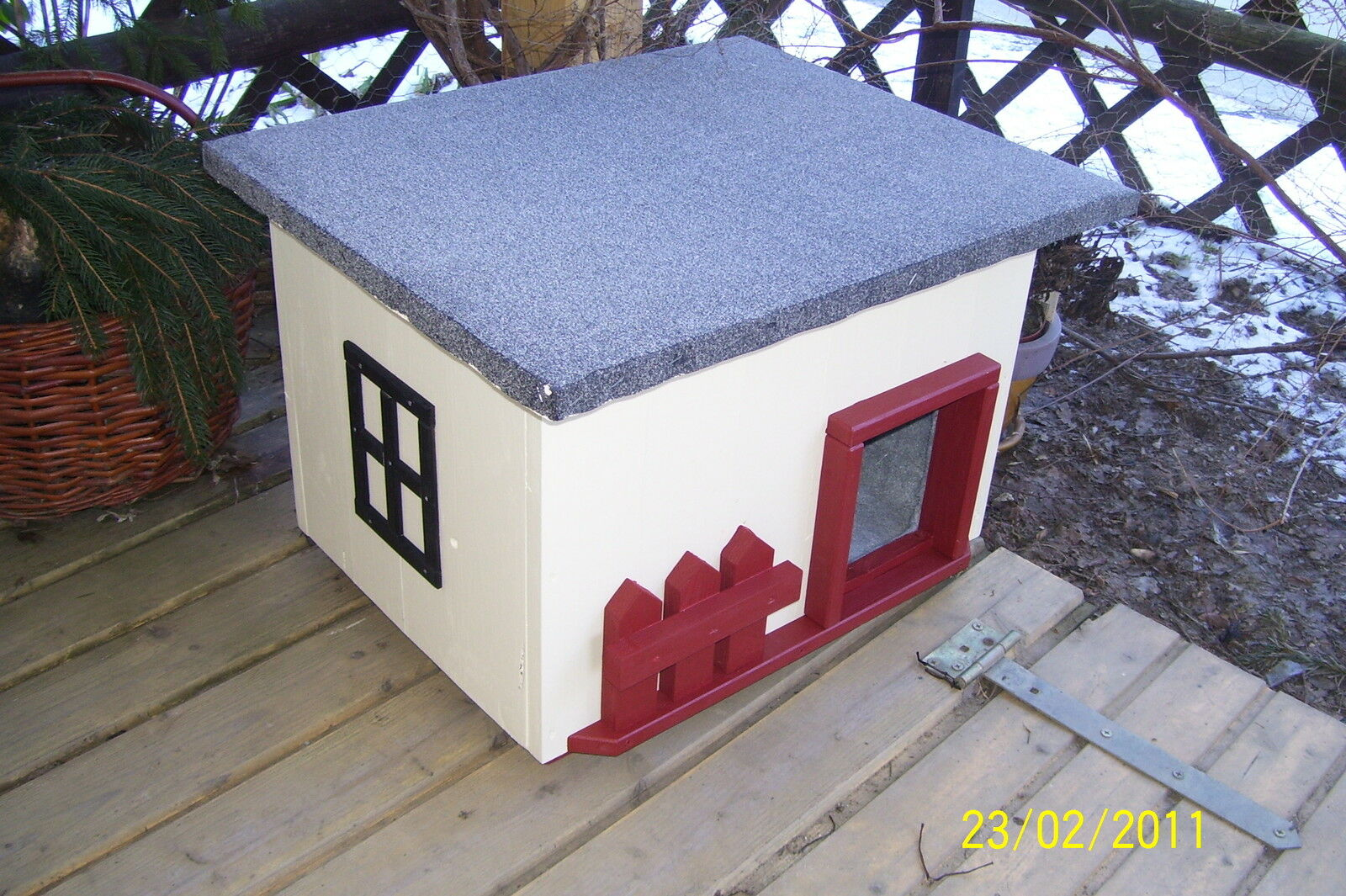 Katzenhaus Beheizt - Katzenhaus mit Heizung - beheiztes Katzenhaus