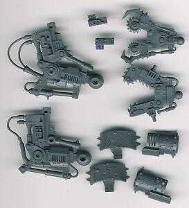 Lego ® Minifig City-travailleurs portuaires avec accessoires provenant du set 60106
