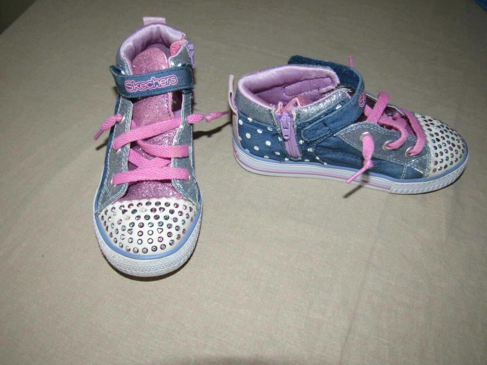 Skechers Twinkle Toes-chill Outs Shoes