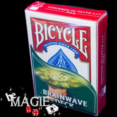 Tour de Magie Ultra-mental amélioré Jeu BRAINWAVE Bicycle