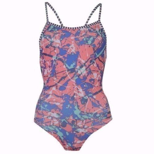 Completamente Foderate Costume da bagno Costumi da bagno Ladies Di Marca BRUTTI Dolfin elastico UPF 50